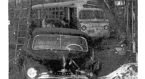 Amazing Stories: Bus and Car Crash