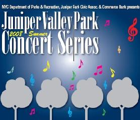 The Juniper Valley Park 2008 Summer Concert Series