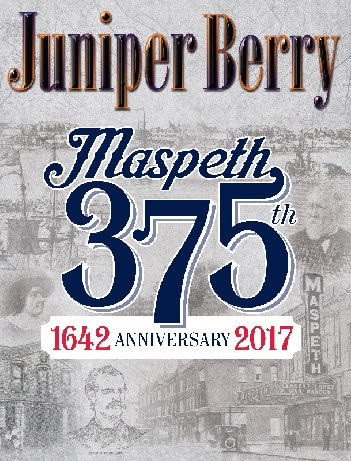 The Juniper Berry March 2017 Cover