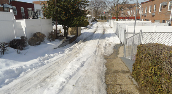 Community Driveways  – Who's Responsible?