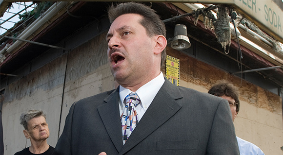 Things that are Dumb: Addabbo wants homeless vets at Cooper Avenue shelter