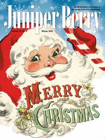 The Juniper Berry December 2018 Cover