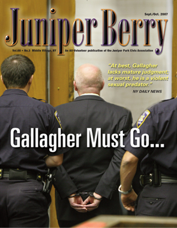 The Juniper Berry September 2007 Cover