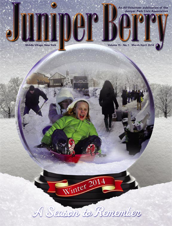 The Juniper Berry March 2014 Cover