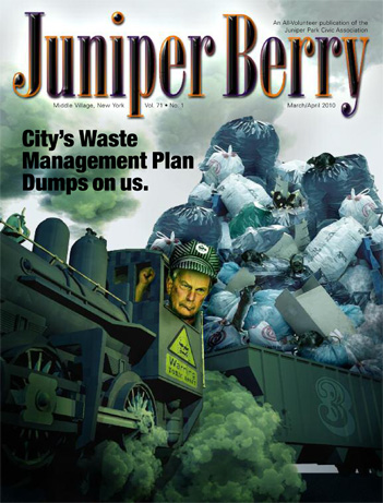 The Juniper Berry March 2010 Cover