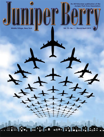 The Juniper Berry March 2012 Cover