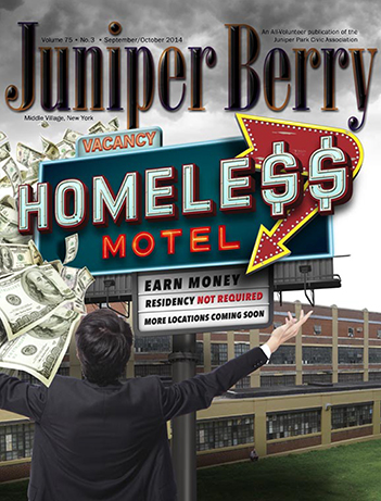 The Juniper Berry September 2014 Cover