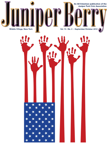 The Juniper Berry September 2012 Cover