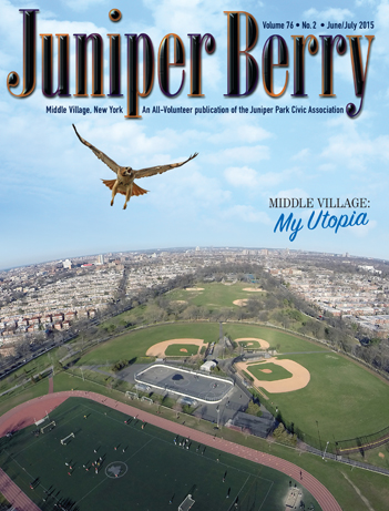 The Juniper Berry June 2015 Cover