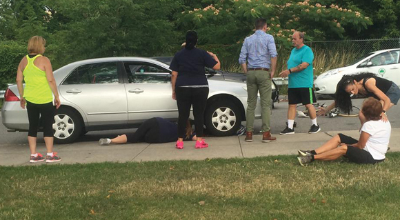 BERRY BITS: Cyclist badly injured on Lutheran Avenue