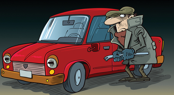 BERRY BITS: Community Alert - Thefts from Autos