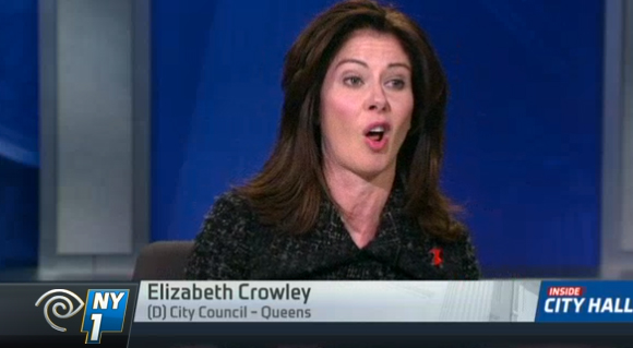 THINGS THAT ARE DUMB: Crowley supports closing Rikers Island