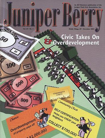 The Juniper Berry December 2004 Cover