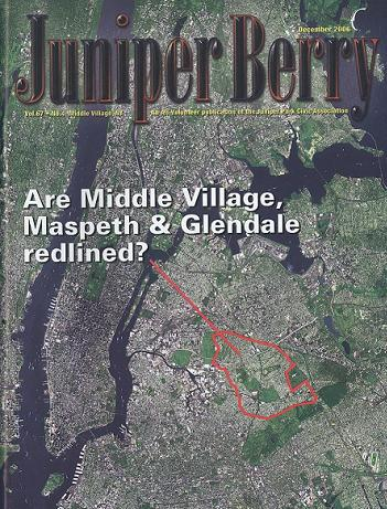 The Juniper Berry December 2006 Cover