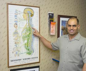 Berry Health Spotlight: Dr. Michael Alboro