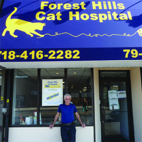 "Forest Hills Cat Hospital - ""A No Bark Facility"""
