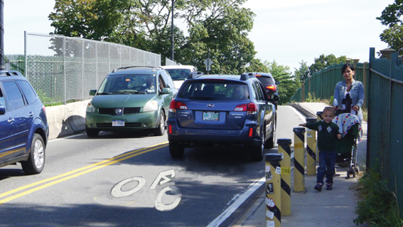 Bicycle Lanes on NYC Streets  – What Are They Thinking?