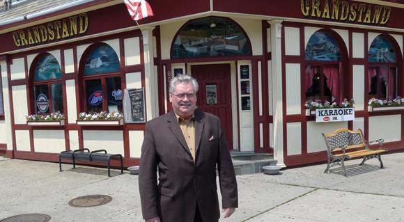 Business Spotlight: GRANDSTAND Restaurant  & Pub