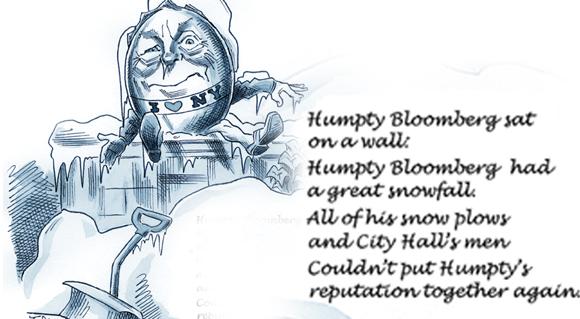 Bloomberg's Winter Fantasyland