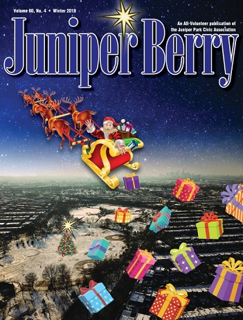 The Juniper Berry December 2019 Cover