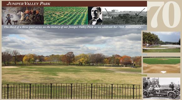 Juniper Valley  Park's 70th Anniversary