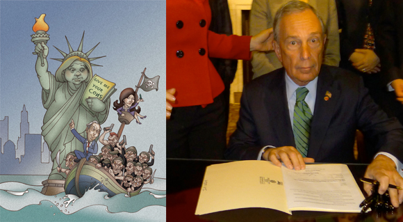 Crowley & Council Cronies Pass Legislation to Halt Deportations of  Jailed Illegal Aliens