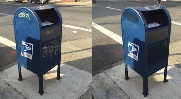 BERRY BITS: Mailboxes