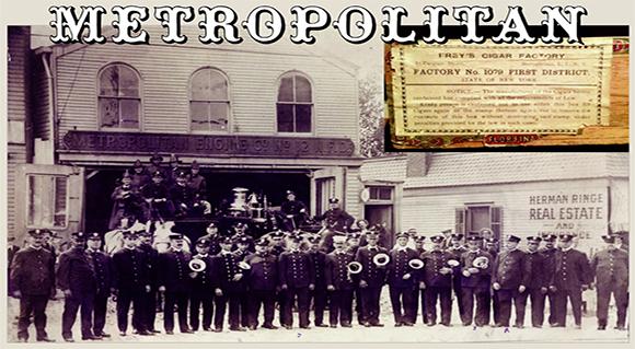 The Lost Community of METROPOLITAN