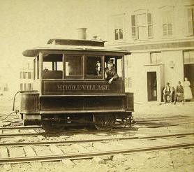 Lutheran Dummy Trolley