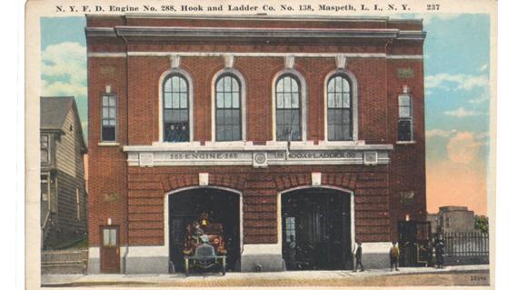 Our Maspeth Fire House  – Deserving Landmark Designation