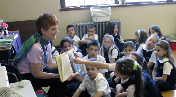 Heavenly Hours: Reading  Aloud at  St.Stan's