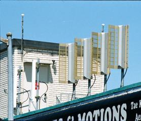 The Epidemic Spreads: Cellular Base Station Antennas