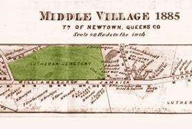 Middle Village of Old