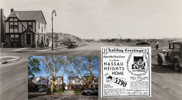 The Nassau Heights Homes