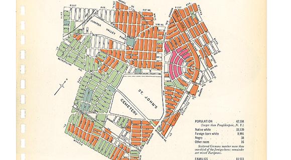 Where was Nassau Heights?
