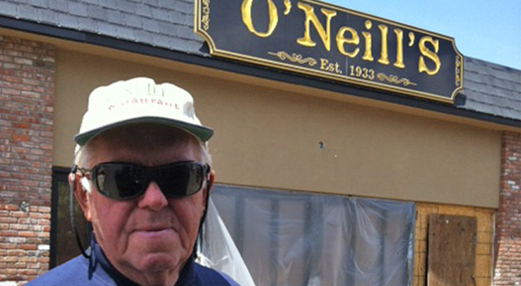New O'Neill's Restaurant Opening Flag Day June 14th