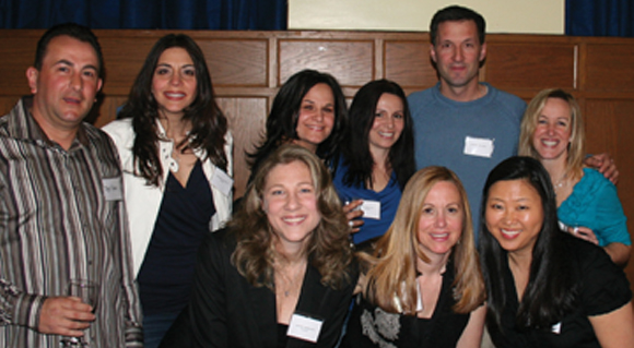 """Alumni Celebrates  a """"Homecoming"""" at Our Lady of Hope"""
