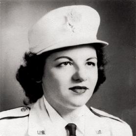 A Maspeth Girl in Iwo Jima
