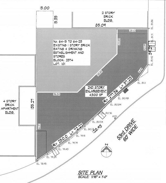 BERRY BITS: Update on O'Neill's rezoning