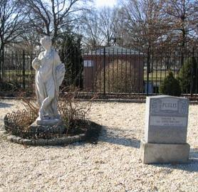 The History of the Pullis Farm Cemetery Landmark