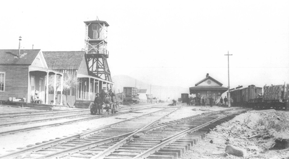 AMAZING STORIES: A Lady Instantly Killed Ushered into Eternity in Four Minutes by a Railroad Locomotive