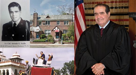 Remembering Justice Antonin Scalia son of Elmhurst