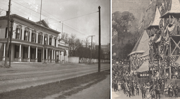 The history of Glendale's Schuetzen Park