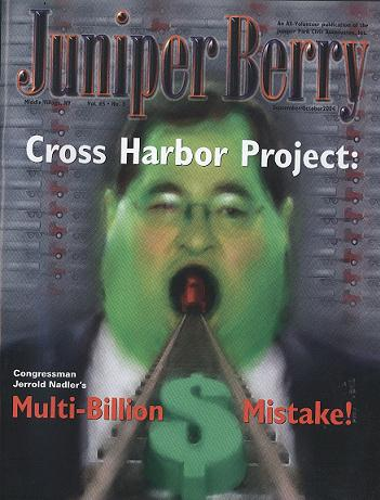 The Juniper Berry September 2004 Cover