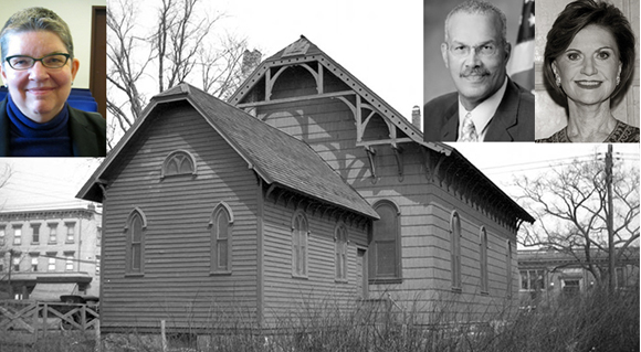 The historical importance of the Old St. James Episcopal Church