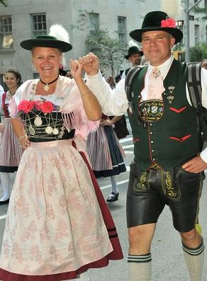 Join us at the German-American Steuben Parade!