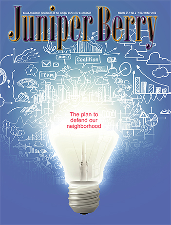 The Juniper Berry December 2014 Cover