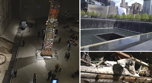A Visit to  the National September 11th Memorial Museum