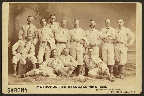 Meet the original Mets