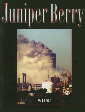 The Juniper Berry September 2001 Cover